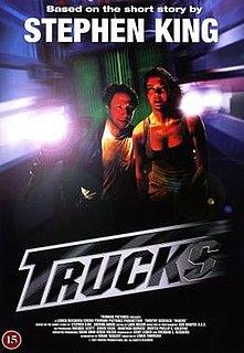<i>Trucks</i> (film) 1997 TV film directed by Chris Thomson