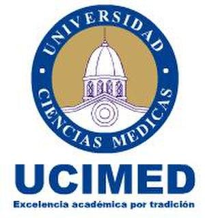 Universidad de Ciencias Medicas - Image: UCIMEDNEW