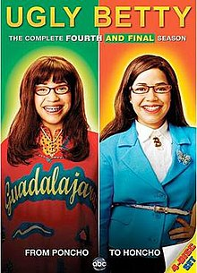 Ugly betty makeover the sex issue