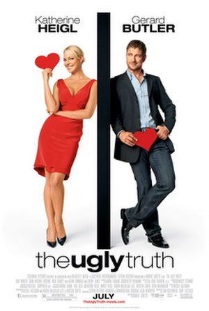 The Ugly Truth - Theatrical release poster
