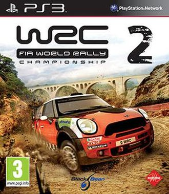 WRC 2: FIA World Rally Championship - Image: WRC 2 FIA World Rally Championship Cover