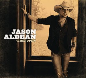 Wide Open (Jason Aldean album) - Image: Wide Open (Jason Aldean album) cover art