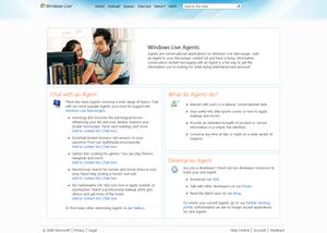 Windows Live Agents - Image: Windows Live Agents