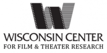 Wisconsin Center for Film and Theater Research logo.png