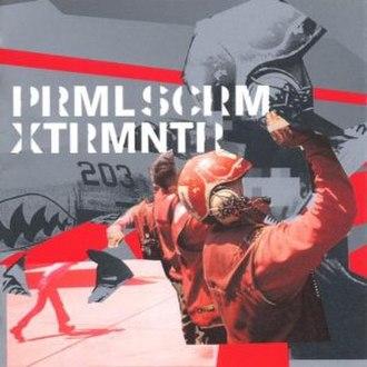 XTRMNTR - Image: XTRMNTR album cover