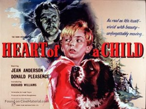 Heart of a Child - British theatrical poster