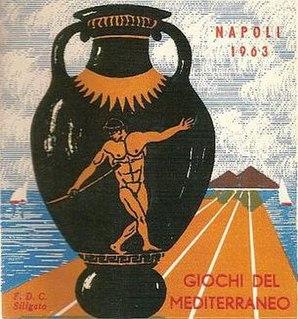 1963 Mediterranean Games
