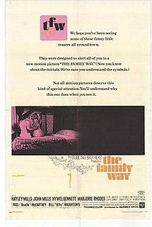 <i>The Family Way</i> 1966 British film