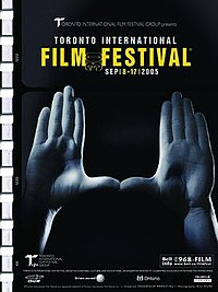 2005 Toronto International Film Festival poster.jpg