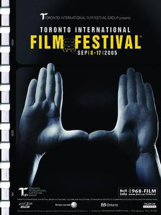 2005 Toronto International Film Festival - Festival poster