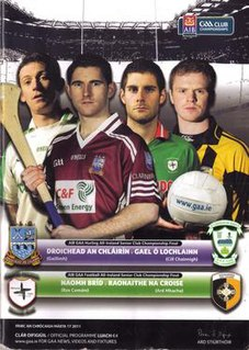 2010–11 All-Ireland Senior Club Hurling Championship