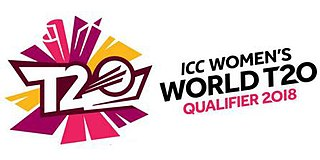 2018 ICC Womens World Twenty20 Qualifier