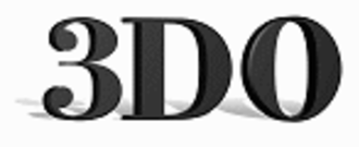 The 3DO Company - The final logo used from 1997 until May 2003