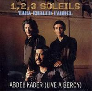 Abdel Kader (song) - Image: Abdel kader single