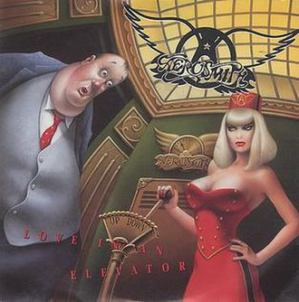Love in an Elevator - Image: Aerosmith Elevator