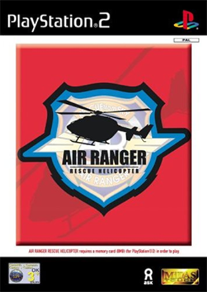 Air Ranger: Rescue Helicopter - Image: Air Ranger Rescue Helicopter Coverart