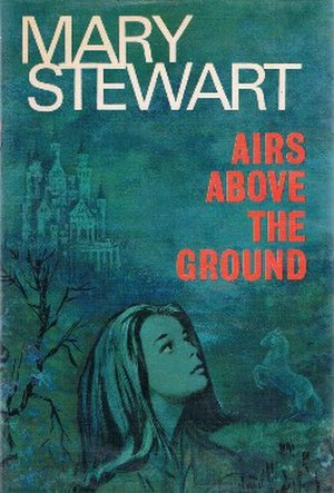 Airs Above the Ground (novel) - First edition (publ. Hodder & Stoughton)