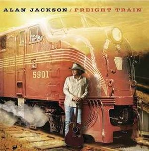 Freight Train (album) - Image: Alan Jackson Freight Train