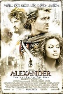 <i>Alexander</i> (2004 film) 2004 film by Oliver Stone