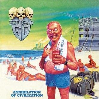 Annihilation of Civilization - Image: Annihilation of Civilization