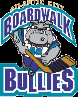 Atlantic City Boardwalk Bullies - Image: Atlantic City Boardwalk Bullies