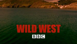 Wild West (TV series) - Title card
