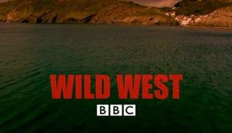 Wild West (TV series) - Title card