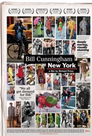 Bill Cunningham New York - Image: BCNY POSTER WIKI