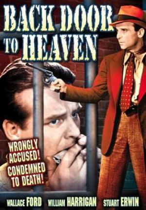 Back Door to Heaven - Image: Back Door to Heaven Film Poster