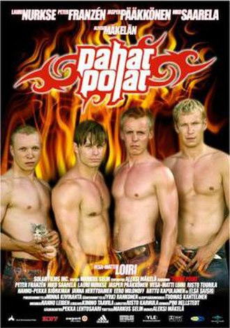 Bad Boys (2003 film) - Film poster