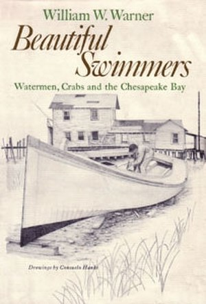 Beautiful Swimmers - Cover of first edition, art by Consuelo Hanks