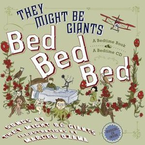 Bed, Bed, Bed - Image: Bed Bed Bed Book Cover