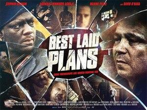 Best Laid Plans (2012 film) - Image: Best Laid Plans (2012 film) POSTER