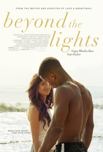 Beyond the Lights - Theatrical release poster
