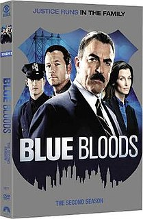 <i>Blue Bloods</i> (season 2) Season of American television series Blue Bloods