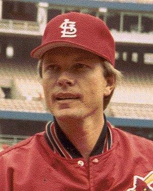 Bob Forsch - Forsch in 1983