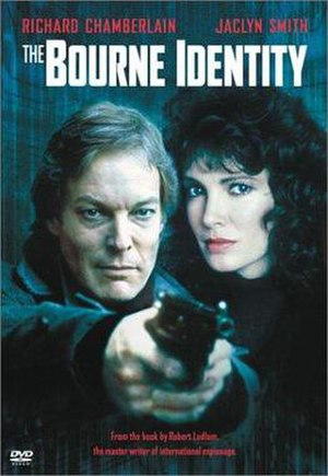 The Bourne Identity (1988 film) - Image: Bourne identity 1988 dvd cover