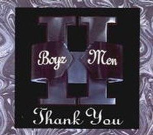 Thank You (Boyz II Men song) - Image: Boyz II Men Thank You