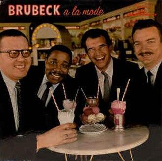Brubeck à la mode - Image: Brubeck a la Mode