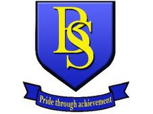 Bexleyheath Academy - Logo during time as Bexleyheath School
