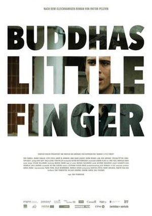 Buddha's Little Finger (film) - Image: Buddha's Little Finger poster