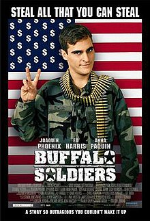 Buffalo Soldiers 2001 Film Wikipedia