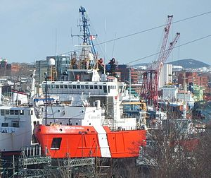 CCGS Sir Wilfred Grenfell
