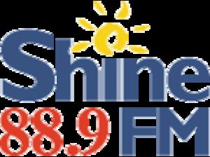 CJSI-FM - Image: CJSI FM 88 9 Shine FM logo