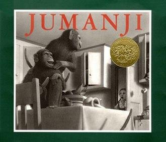 Jumanji (picture book) - Image: CM jumanji