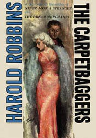 The Carpetbaggers - First edition cover (Simon & Schuster)