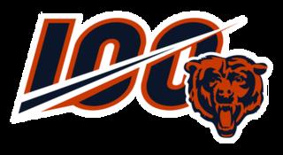 2019 Chicago Bears season 100th season in franchise history