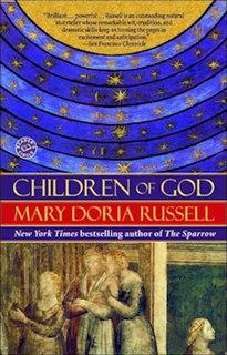 <i>Children of God</i> (novel) Science fiction novel by Mary Doria Russell