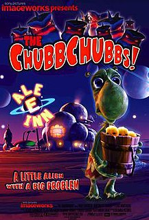 <i>The ChubbChubbs!</i> 2002 American computer-animated comedy short film directed by Eric Armstrong