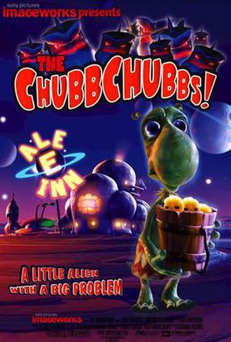 The ChubbChubbs! - Film poster